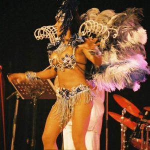 Brazil... ! Troupe Samba Bahia... !