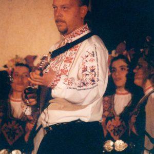 Bulgare... beau garçon ! - Ensemble Trakia