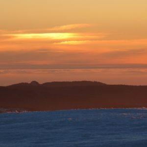 Un soir d'hiver au Mt Aigoual