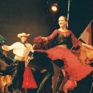 Ballet Paraguay Ete - Ensemble très gracieux