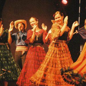 Beaux sourires du Paraguay... !  Ballet Paraguay Ete...
