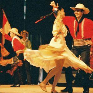 Paraguay Ete - Ensemble plein de beauté joyeuse...