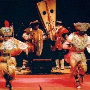 Danzaq - Célèbre et accrobatique « Danse des ciseaux »...