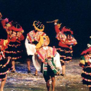Jallmay - Ensemble du Pérou des plateaux andins, l'Altiplano