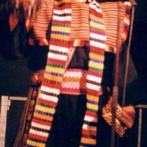 Roberto Yujra - Soirée festive à Istres (13), août 2001