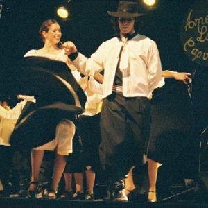 Danza America - Représentation de ce ballet à Capvern pour le 20e anniversaire de ce festival latino... !