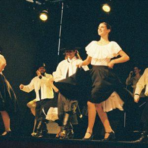 Ballet d'Uruguay - Danza America est une troupe d'artistes au spectacle époustouflant... !