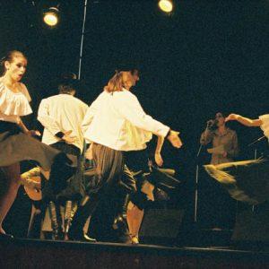 Danza America ! Beaucoup d'énergies aussi... !