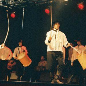 Gauchos... ! Danza America