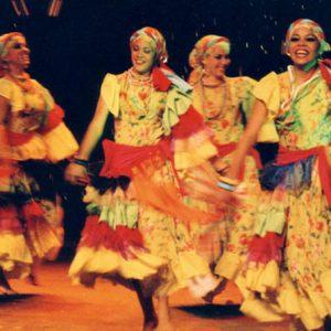 Fundation de Danzas Cantaclaro - Ensemble du Vénézuela
