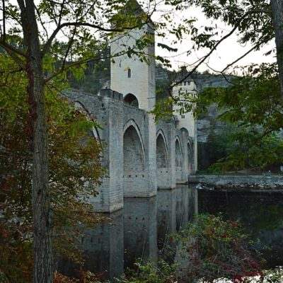 Le Pont Valentré à Cahors