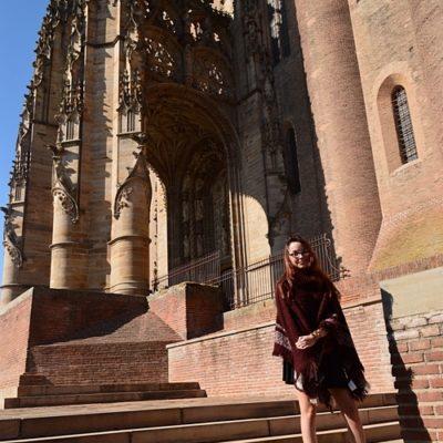 portail sud de la Cathédrale Sainte-Cécile d'Albi