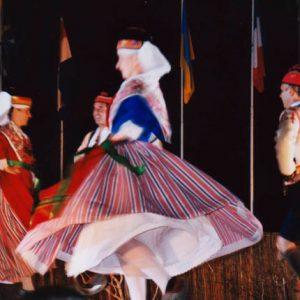 Danse traditionnelle de la vallée de Bethmale