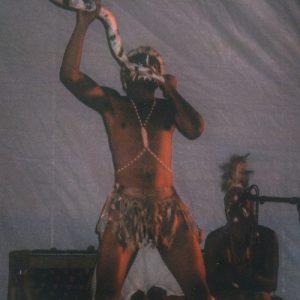 Bushmen SAN - Ethnie d'Afrique du Sud pratiquant toujours (et avec quel talent !) l'art rupestre chamanique et mimes des animaux