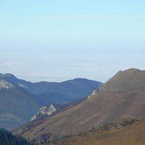 Cap de Nestes 1 805 m - Vue nord-ouest du mont Né