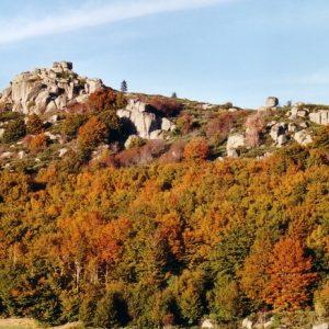Roc de Chambelève - L'Hôpital, tour du mont Lozère