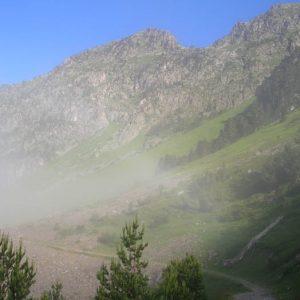 Coste de Castet Arbaca 2 000 m - De la vallée du Marcadau