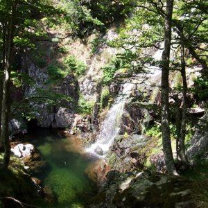 Cascade de l'Hérault - Mt Aigoual