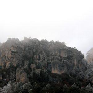 Dans Gorges de la Jonte, entre Peyreleau et Meyrueis