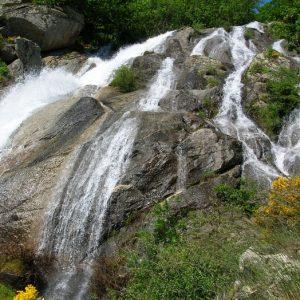Cascade du Montlouvier - Aumessas (Gard)