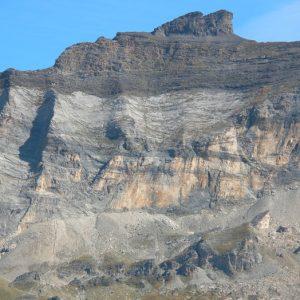 Pic de Gerbats - 2 904 m. - Cirque de Troumouse