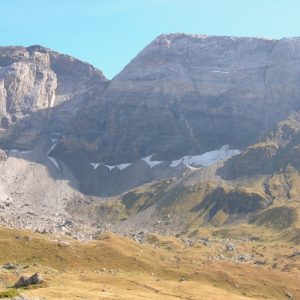 Pène Blanque (2905m.) - Cirque de Troumouse