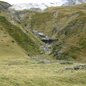 ruisseau de Sausse - Pla de Sacles (1662m.) - Gavarnie