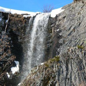 Cascade de Nasbinals (Lozère)