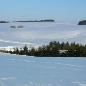 Brameloup l'hiver (Aubrac)