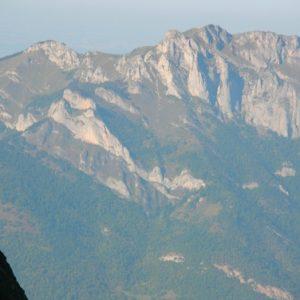 vu du Burat, Pic du Gar  Luchonnais