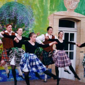 Tayside Folk Dance & Music