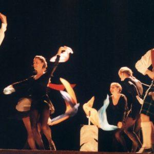 Tayside Folk Dance & Music - Ensemble de Dundee, la danse des épées