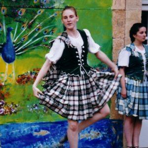Grâce de l'Écosse - Tayside Folk Dance & Music de Dundee