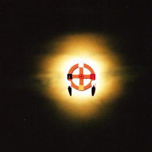 Igaluck - Il représente l'inspiration et la préservation, en particulier lors des chasses périlleuses de la longue nuit polaire. Il est symbolisé par le cercle du tambour chamanique