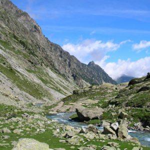 Gave et vallée de Gaube