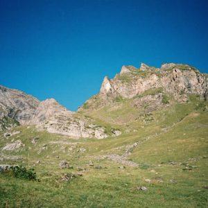 Pic de la Géla... 2 851 mètres... et Hourquette de Héas