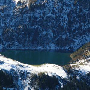Lac de Bareilles - Lac émeraude...