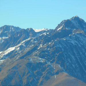 L'Arbizon, pic de Montfaucon - Toujours à l'ouest, l'Arbizon à 2 381 m, et le pic de Montfaucon, lui à 2 712 m d'altitude