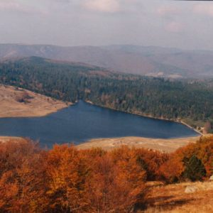 """Lac des Pises... """"le Grand Pas"""", Massif de l'Aigoual"""