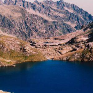 Le Lac Couy, 2 445 m