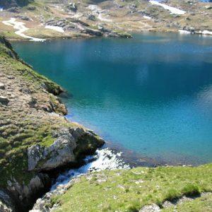 Déversoir du Lac Couy