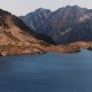 Lac nord d'Estibe Aute