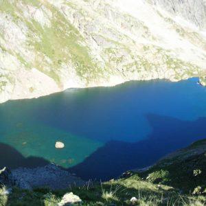 Lac de Labas... en fin d'après-midi