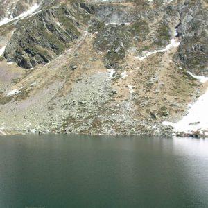 Lac de Saussat - Ici face Est, ce lac est une merveille ! ...