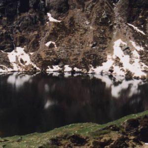 Lac d'Espingo - Reflets
