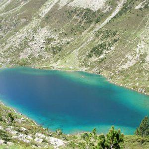 Lac d'Estom 1 804 m