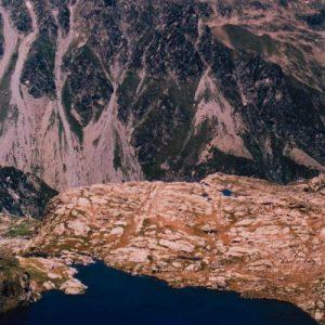 Déversoir du lac des Oulettes