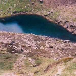 Lac Noir, 1 896 m