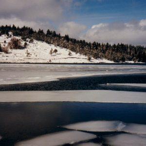 Au Lac des Pises... 1 260 m, montagne du Lingas, mont Aigoual