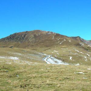 Le mont Né - À 2 147 m d'altitude, ici sa face est au matin